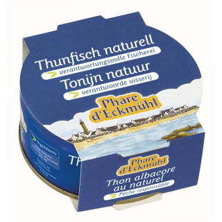 Thunfisch naturell