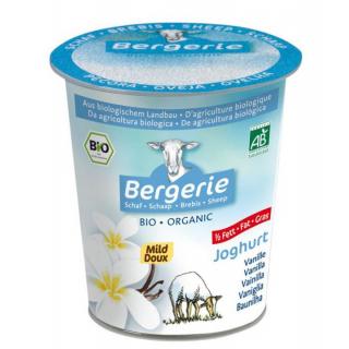 Schafjoghurt Vanille fettarm