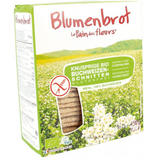 Blumenbrot Buchweizen