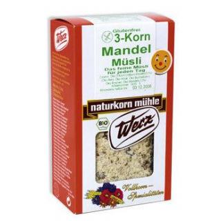 3-Korn-Mandel-Müsli