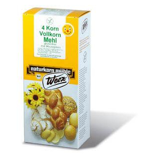 4-Korn-Vollkornmehl