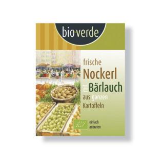 Frische Bärlauch-Nockerl