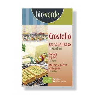 Crostello Brat- & Grillkäse mit Kräutern