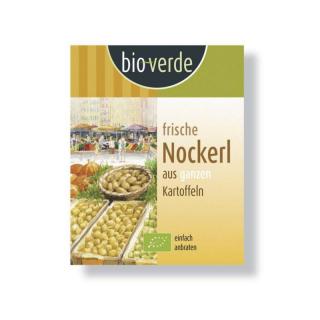 Frische Nockerl / Gnocchetti