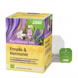 Bachblüten Tee Freude & Harmonie