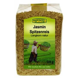 Jasmin Spitzenreis Langkorn natur