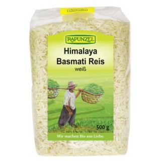 Basmati Reis, weiß