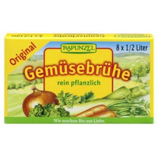Gemüse Brühwürfel Original
