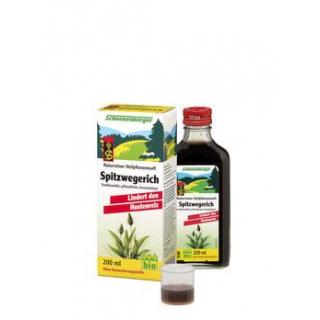 Spitzwegerich, Naturreiner Heilpflanzensaft