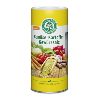 Gemüse-Kartoffel-Gewürzsalz DEMETER