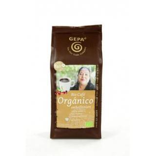 Café Organico entcorreiniert gemahlen