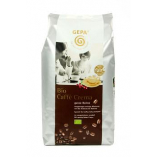 Café Crema, ganze Bohne