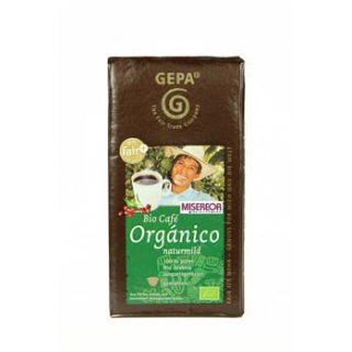 Café Organico gemahlen