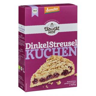 Backmischung Dinkel-Streuselkuchen DEMETER