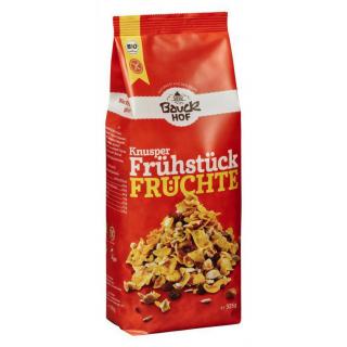 Knusper Frühstück, Früchte