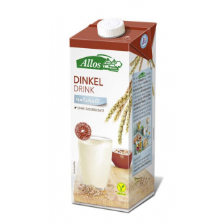 Dinkel-Drink Naturell