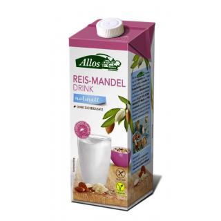 Reis-Mandel-Drink