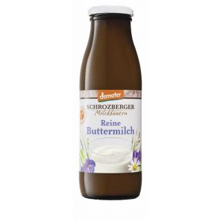 Buttermilch DEMETER - Flasche