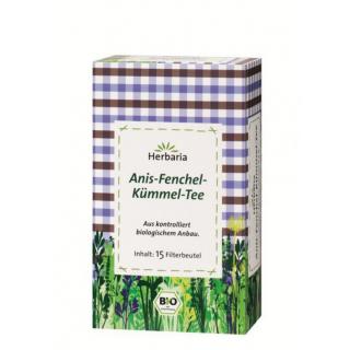 Anis-Fenchel-Kümmel-Tee - Tbt