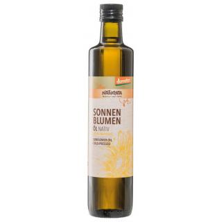 Sonnenblumenöl nativ DEMETER