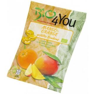 Bio 4You Mango-Orange Bonbons