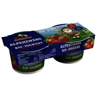 Alpenzwerg Erdbeer