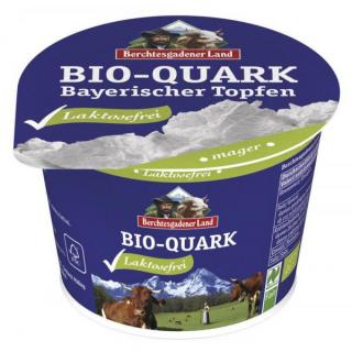 Quark Bayerischer Topfen Magerstufe 0% laktosefrei