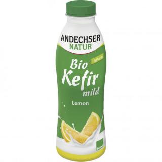 Kefir Lemon BIOLAND - PET-Flasche