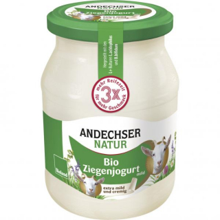 Ziegenjogurt mild  BIOLAND