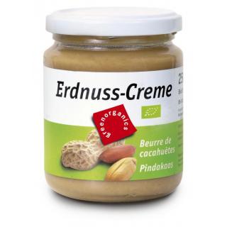 Erdnusscreme