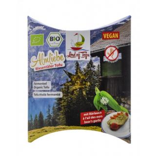 Almliebe: fermentierter Bio-Tofu mit