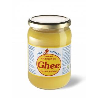 Ghee Butteröl