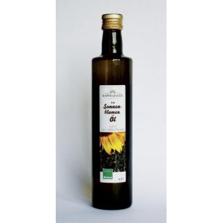 Sonnenblumenöl aus Bayern BIOLAND