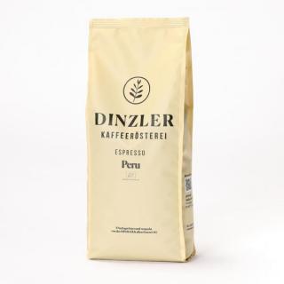 Espresso Peru Organico Bohne