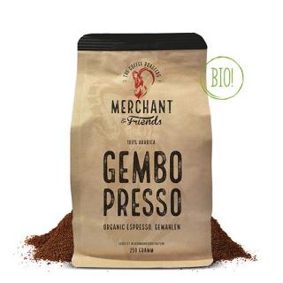 Gembopresso gemahlen