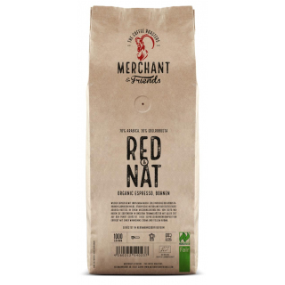 NLF Red & Nat Espresso Bohne 1 kg