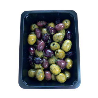 Oliven mix ohne Stein