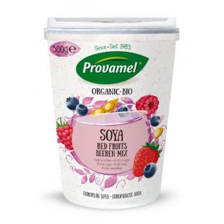 Soja-Jogurtalternative Beerenmix