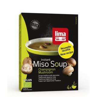 Instant MISO SOUP Champignon