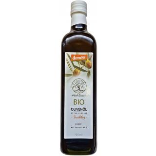 Demeter Olivenöl Mediterroir
