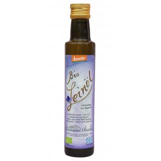 Chiemgauer Leinöl Demeter 0,25l