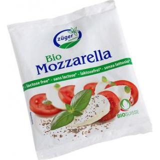 Mozzarella lactosefrei