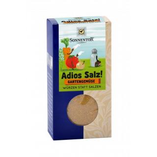 Adios Salz! Gartengemüsemischung