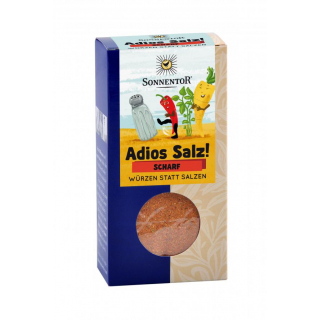Adios Salz! Scharfe Gemüsemischung